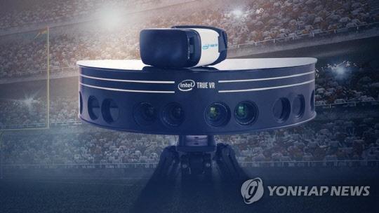 인텔, 평창올림픽서 첫  VR방송 생중계… 경기당 3~5대 카메라가
